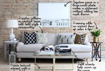 Design Tips / Decorating advice from top interior designers and architects