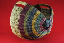 Basketry - frame baskets