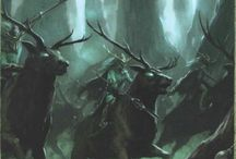 Wood elves warhammer