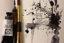 Sketchbooks <3 <3