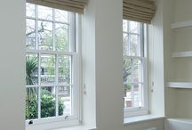 Tilt and Slide Sash Windows / Part of the Conservation™ range from Mumford & Wood. The Tilt & Slide Sash has been adapted to allow the lower sash to tilt inward. This product is most commonly specified and supplied to projects where there is a requirement for windows to be cleaned from the inside.