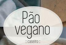 pão vegano