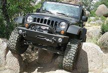 My Jeep / by Jessica Hoylman