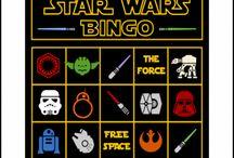 Star wars feestje