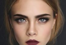 Cara Delevigne / by Kellie Freeman