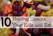 Nutrition for Children / This board will suggest healthy nutritional tips and ideas for children.