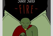 Seven Siens Comic / Seven Siens from PolyDreams Online