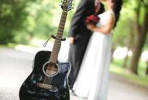 My Rockin' Wedding- Ideas for Others / Two Music Lovers plan the Ultimate Rock N Roll Wedding.