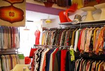 Second Hand Shops! / There is nothing as pleasant and inspirational as searching stuff and clothes in a second hand shop.
