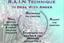 Mindfulness Infographics / Mindfulness Infographics