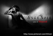 ANGE NOIR promo / All about...