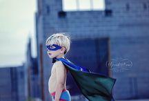hero photoshoot
