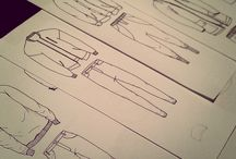 Technical Clothing Drawing