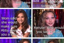Dance Moms Comics