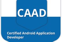 CERTIFIED ANDROID APPLICATION DEVELOPMENT (CAAD) / CAAD is a well paced, practical oriented, tutor led hands-on Android course delivered by Pristine InfoSolutions in India, designed to provide essential skills and experience with developing applications on Android platform.