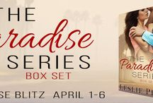 Release Tour & Giveaway for Paradise Series Boxset by Leslie Pike