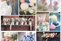Blue And Blush Pink Wedding Ideas