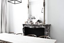 wishbone chairs / by teresa taylor