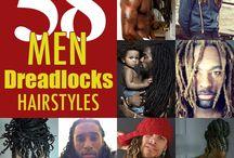 Dreadloc styles men / My black hair
