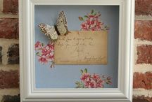 Butterfly Shadowboxes