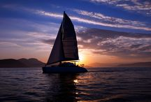 Set Sail / The oldest, and perhaps best way to explore the world, is by boat. Powered by wind and currents, you will glide you along at a steady, relaxed pace. An exciting marine adventure lies off the boat's bow as all your worries trail off in its wake. immersexpeditions.com