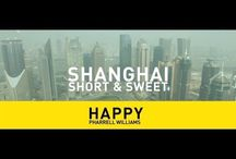 Happy / Production of our Happy Shanghai video.