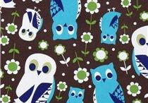 Fabric / by Ellen Price