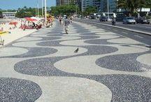 Calçadas / . / by Grazi sem Cauã 2