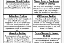 Writing - Entertain / Narrative writing structure, responding to stories, fairy tales, comic strips