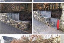 Garden (fence, wall)