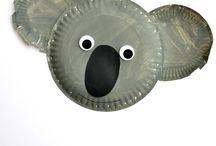 Koala z pap. taniera