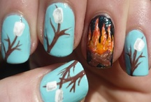 Adventure Nail Art / by Rose Stumbaugh