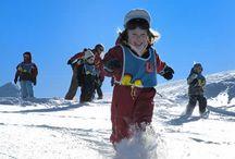 Tikes to Teens on holiday at Mountain Mavericks
