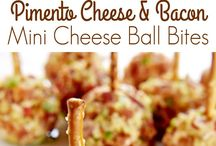 Appetizer Recipes / Fun appetizer recipes for christmas, super bowl, new years eve or any other party!