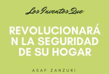 Los Inventos Que Revolucionarán la Seguridad de su Hogar / Asaf Zanzuri es un empresario con sede en México. Si quiere mantenerse al día de las últimas novedades en materia de seguridad doméstica, no pierda detalle de las próximas actualizaciones.