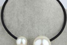 big hoop chocker necklaces