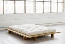 Futon bedroom