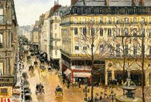 [Art History] Impressionism: Pissarro, Renoir, Monet