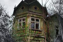 beautiful houses/ красивые дома
