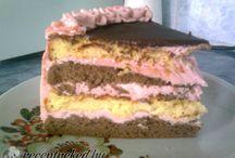 Kalács torta