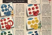 1940s Fabrics and Trims