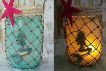 diy night lamp