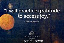 C Gratitude