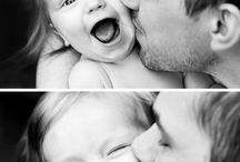 Posing ideas - daddy & kid
