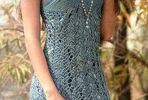 chrochet dress