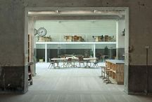 Co-Working inspiration / The spaces that inspires for better business of all kinds.