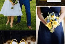 wedding / wedding ideas and colors