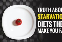 How a Starvation Diet Makes You Fatter