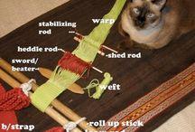 Weaving / by Vonnie Galusha