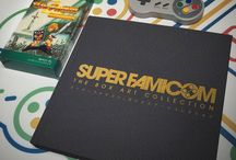 Super Famicom Box Art Collection / Super Famicom: The Box Art Collection is a brand new 250 page hardback book of Super Famicom game/box art!